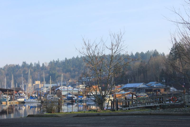 Cowichan Bay Boat Launch